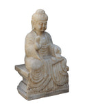 indoor - outdoor Buddha statue