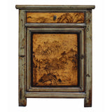 night stand - Chinese small cabinet