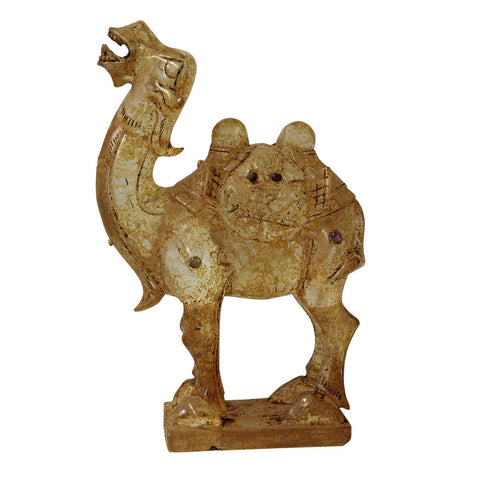 ancient Chinese glass camel