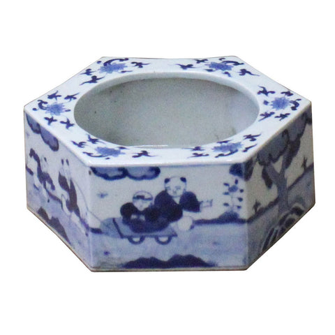 ceramic calligraphic brush washer