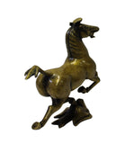 Chinese Oriental Fine Bronze Metal Home Decor Horse Display cs3807S