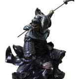 bronze General Guan, Yu statue