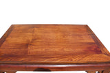 Chinese Huali Rosewood Scroll Motif Apron Side Altar Table cs3990S