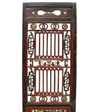 Chinese vintage tall door panel