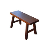 Chinese wood stool