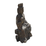 Indoor - outdoor Kwan Yin statue