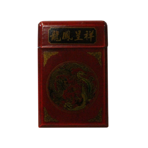 Chinese Handmade Vinyl Cover Mirror Paper NotePad Decor cs4335r1S