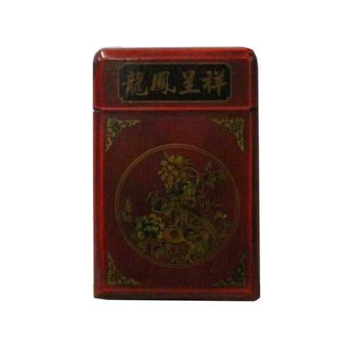 Chinese Handmade Vinyl Cover Mirror Paper NotePad Decor cs4335r2S