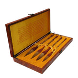 Chinese Oriental Traditional Fine Quality Writing Painting Brush Pen Set cs4461S