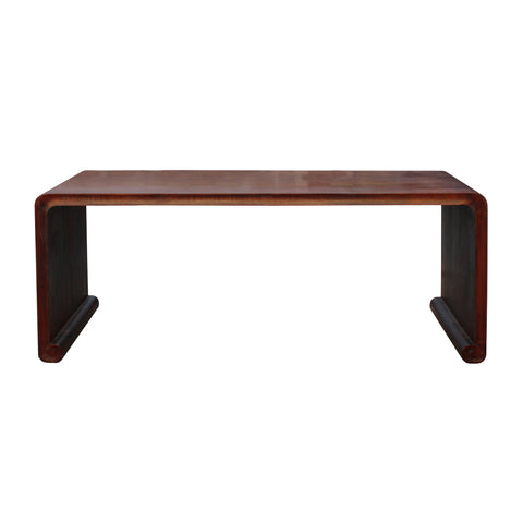 huali rosewood traditional U shape table