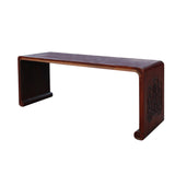 Asian rosewood altar table