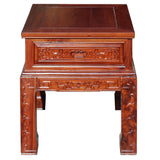 Rosewood altar table - slim table - foyer table