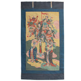 highest sky deities of Taoist Religion painting
