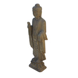 indoor - outdoor standing Buddha