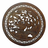 round rooster screen panel