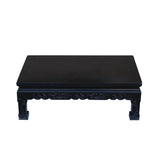 quality made rectangular table