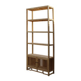 bookcase - display cabinet - unfinished cabinet