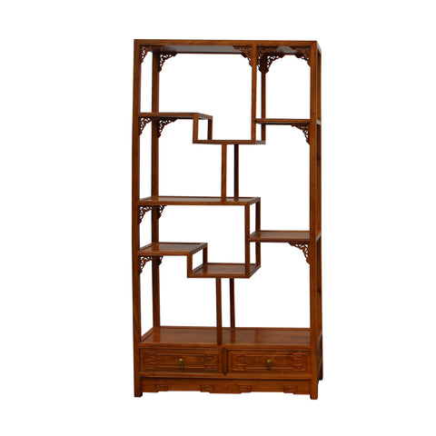 display cabinet - bookcase - room divider