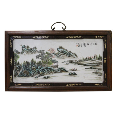 porcelain panel - wall panel - Chinese wall art