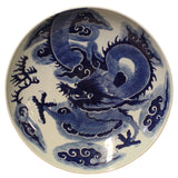 plate - dragon - porcelain charger