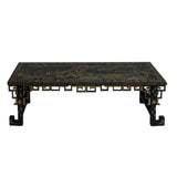 coffee table - kang table - golden scenery table