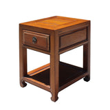ming style-  side table - chinese chest