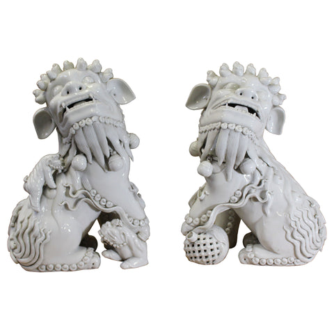foo dogs - fengshui - Chinese lions