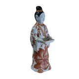 ceramic figure - 20st century art - Chinese Export art
