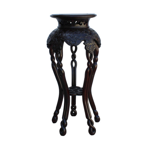 plant stand - pedestal table - side table