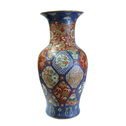 chinese vase - gourd shape vase - ox blood red