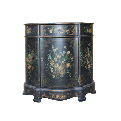 side table - foyer table - Chinoiserie