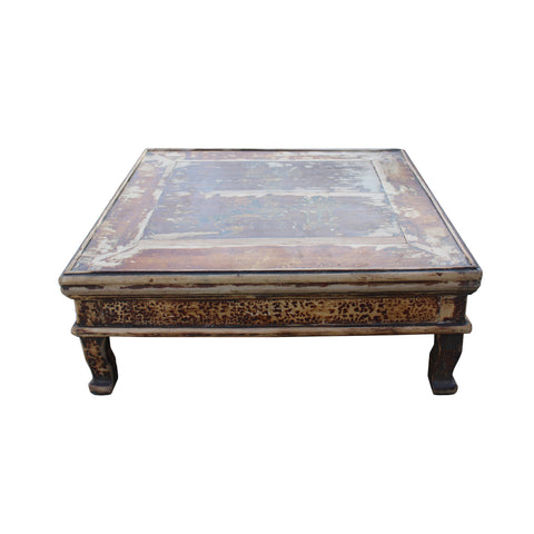 coffee table - kang table - vintage old table