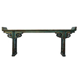 altar table - foyer table - console table