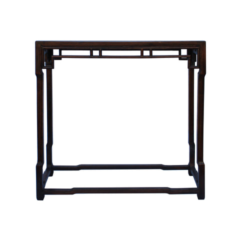rosewood table - ming style - altar table