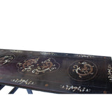 altar table - rosewood table - chinese inlay dragon