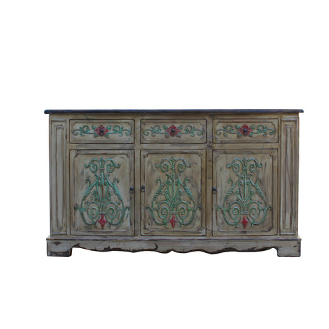 sideboard - console table - tall credenza