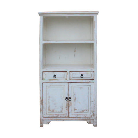 bookcase - display cabinet - curio cabinet - Kitchen cupboard