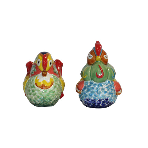 mandarin duck - ceramic bird - Wedding gift
