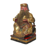 Home guardian figure - Chinese deity figure - Ancient Fortune god