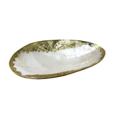 tray - mother of pearl - oval tray