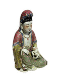 vintage Kwan Yin - Bodhisattva - Goddess of Mercy - Goddess of Compassion