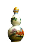 Chinese Porcelain Hand Painted Snuff Bottle Display cs605-5s