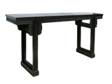 hallway display altar table - buffer table - entry way table
