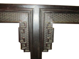 Chinese Vintage Zitan Wood Altar Console Table cs610S