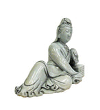 porcelain Kwan Yin - Bodhisattva -  goddess of mercy - goddess of compassion