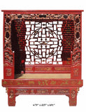 Chinese-antique-bed
