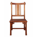 solid wood dinning chair