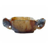 Chinese agate cup