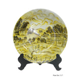 Chinese Porcelain Home Decor Plate Display s2862S