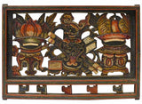 Chinese antique wood panel